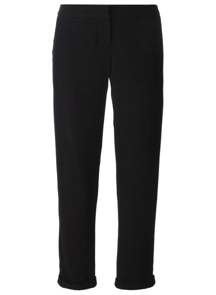 BALMAIN BALMAIN WOMEN BAND SIDE PANTS