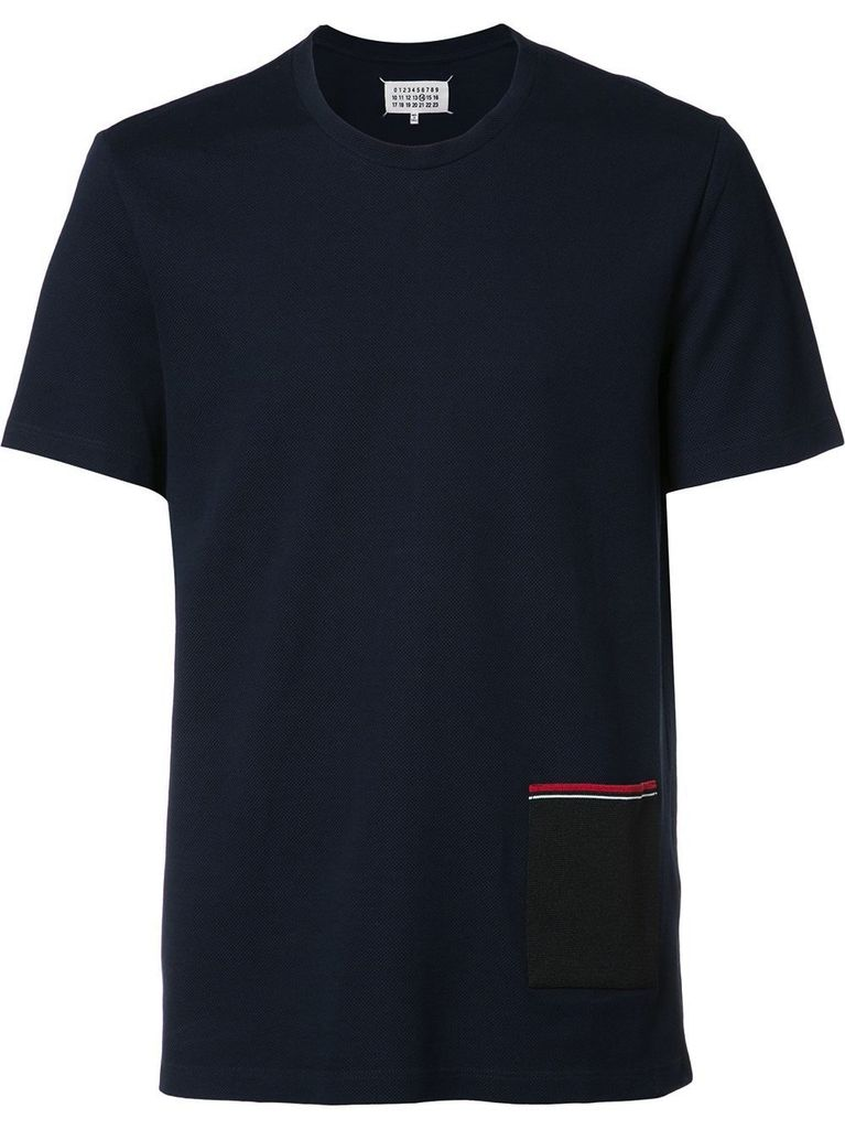 MAISON MARGIELA MAISON MARGIELA MEN AVEN PREMIER KNIT POCKET T-SHIRT