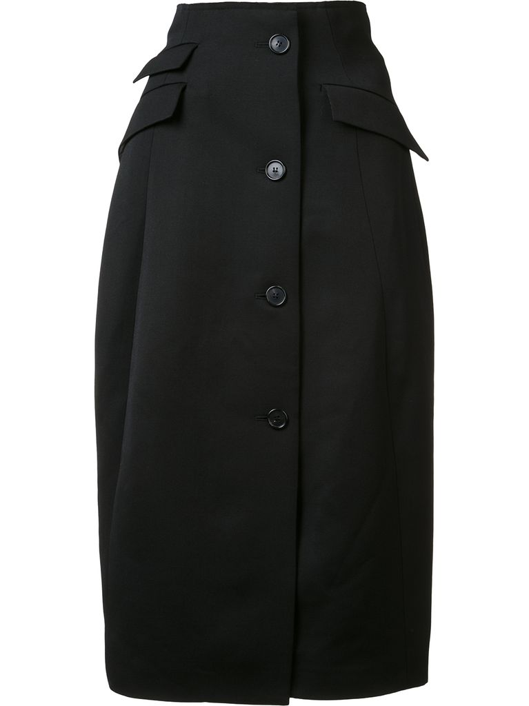 YANG LI YANG LI WOMEN COAT SKIRT