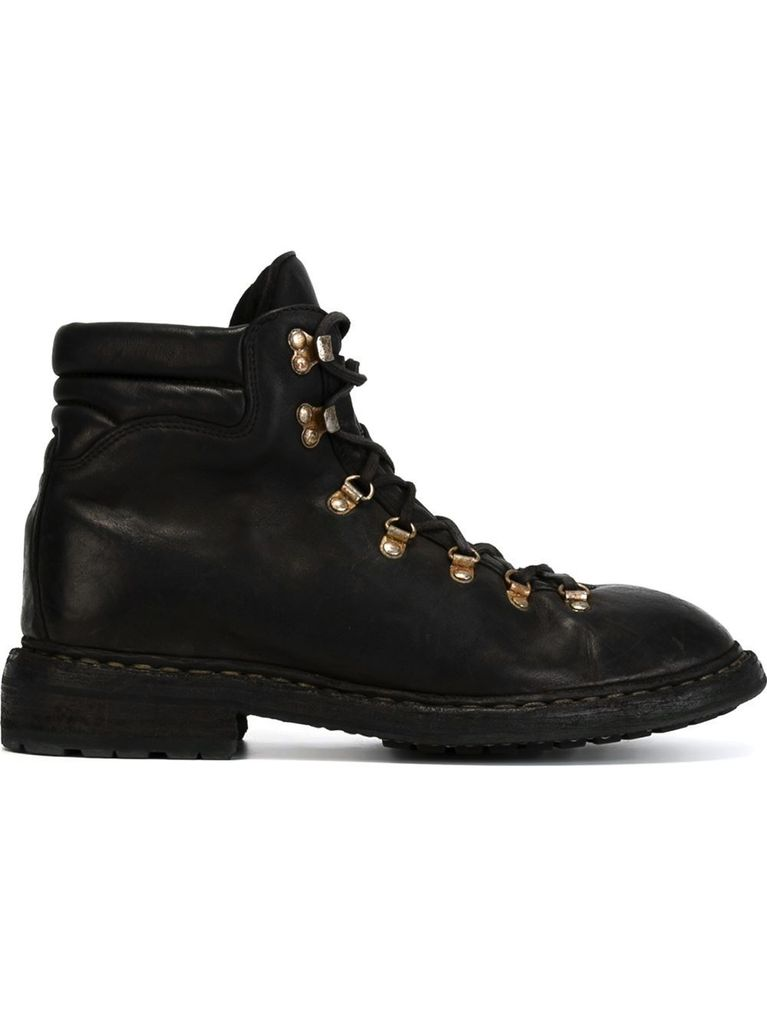 GUIDI GUIDI MEN CLASSIC HIKING BOOT