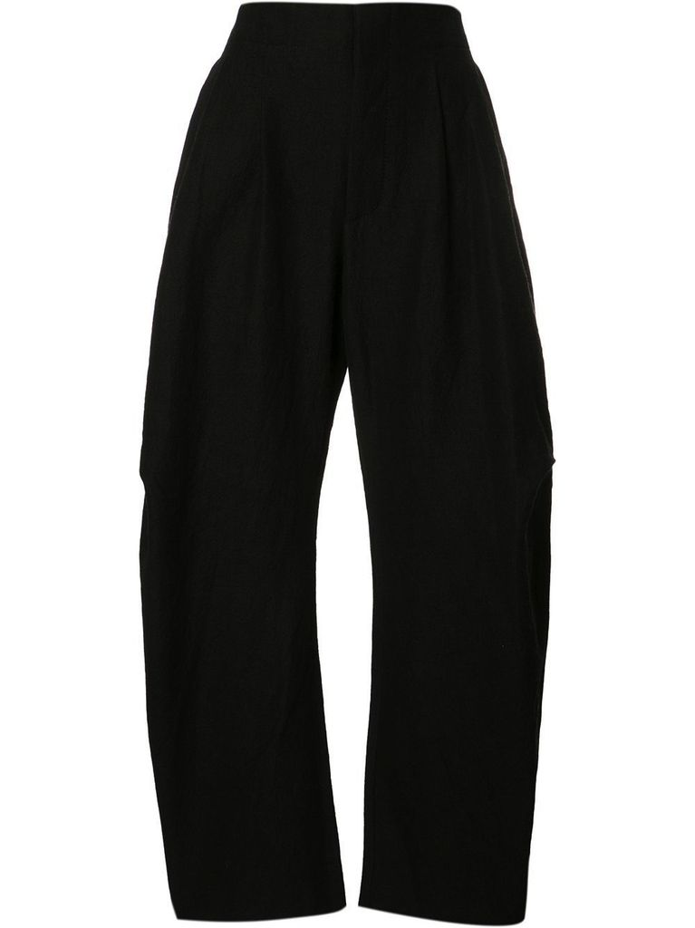 UMA WANG UMA WANG WOMEN WIDE LEG WOOL PANT