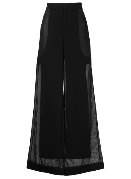PORTS 1961 PORTS WOMEN WIDE LEG TROUSERS