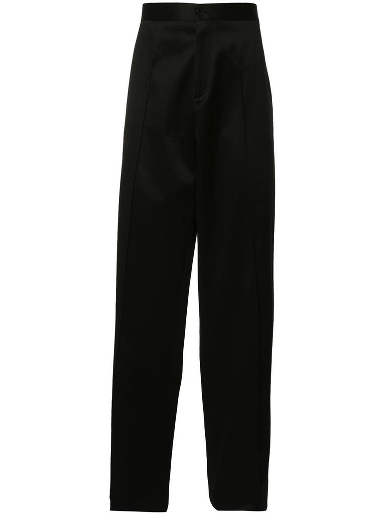 YANG LI YANG LI MEN WIDE TROUSER / CHINO IN COTTON