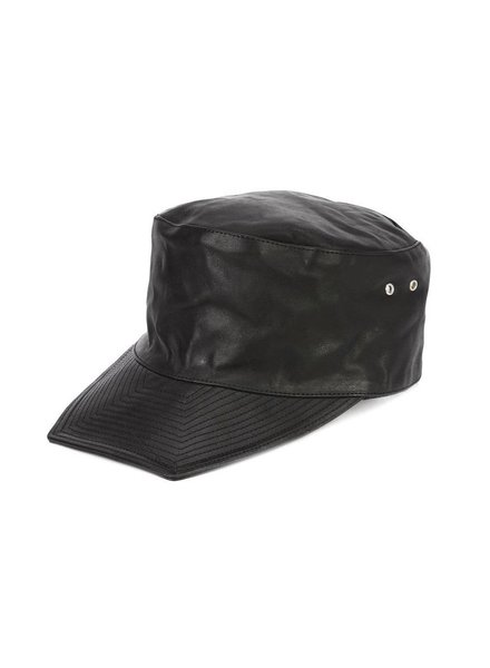GUIDI GUIDI LEATHER HAT