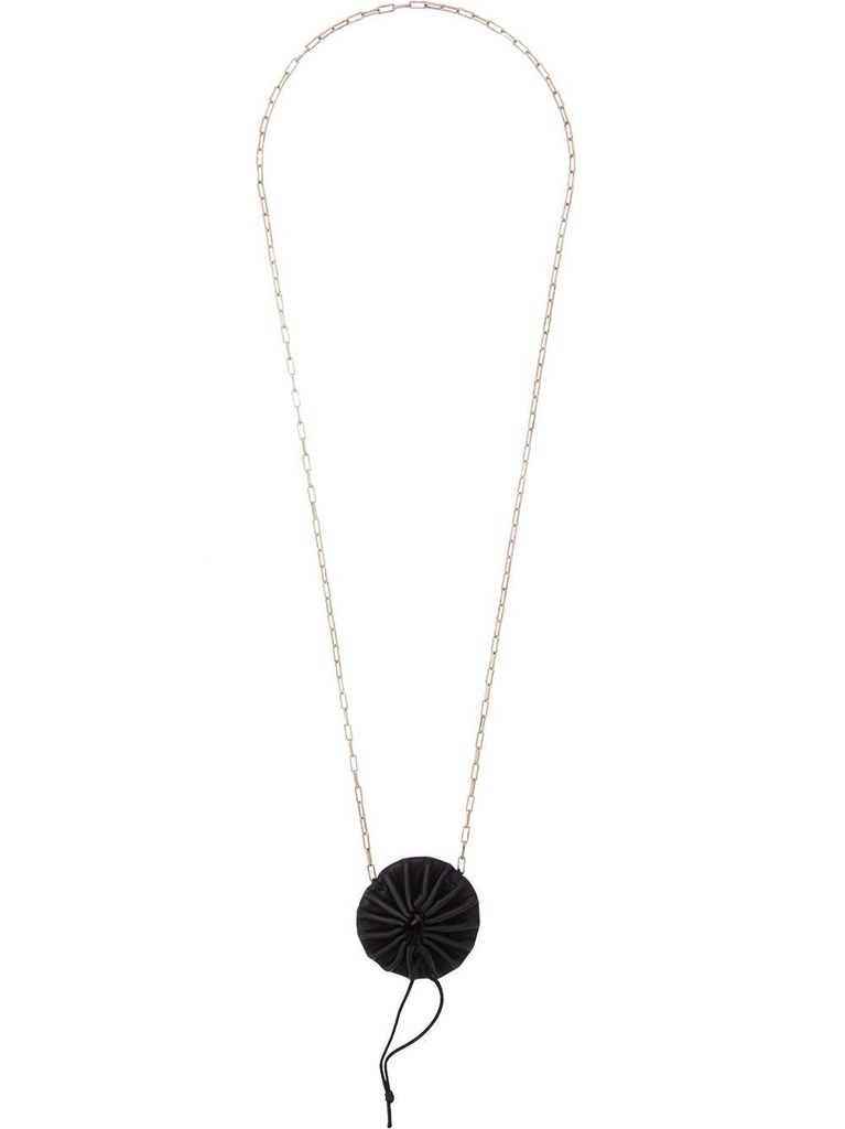 MA+ MA+ ROUND PLEATED NECKLACE