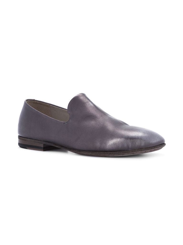 MARSELL MARSELL MEN HORSE LEATHER SLIP ON