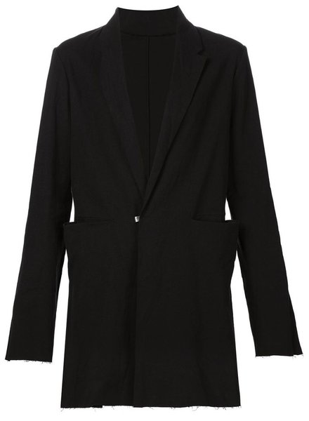 MA+ MA+ MEN OUTER POCKETS LONG UNLINED JACKET
