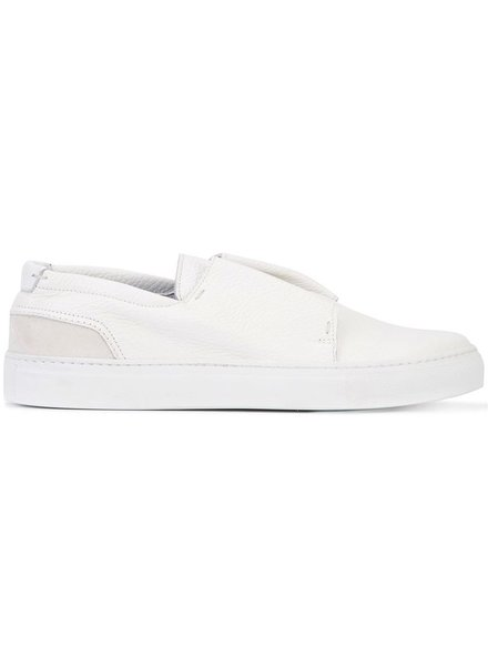 PORTS 1961 PORTS 1961 MEN WHITE LEATHER L-SNEAKER