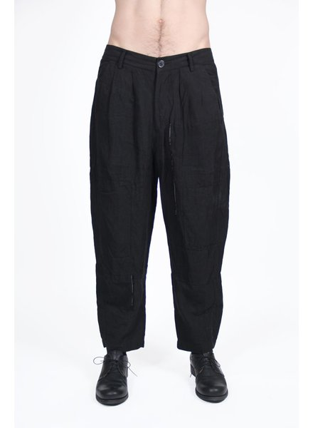 ZIGGY CHEN ZIGGY CHEN MEN PATCH TROUSER
