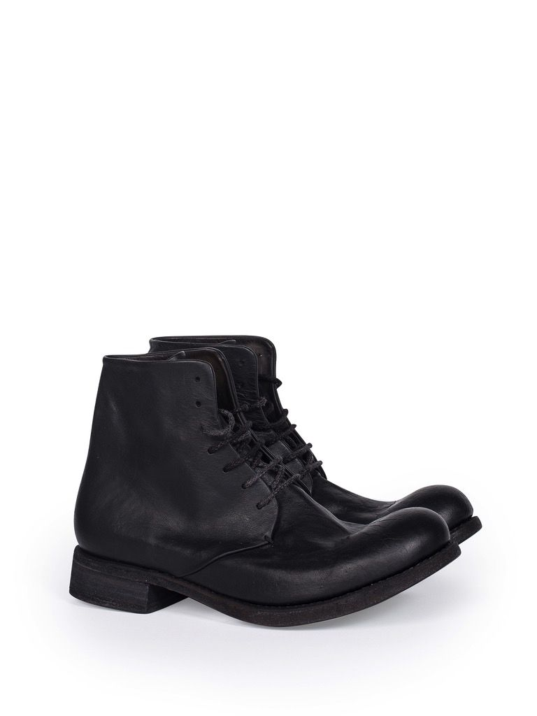 A DICIANNOVEVENTITRE A1923 KANGAROO LEATHER ANKLE BOOT