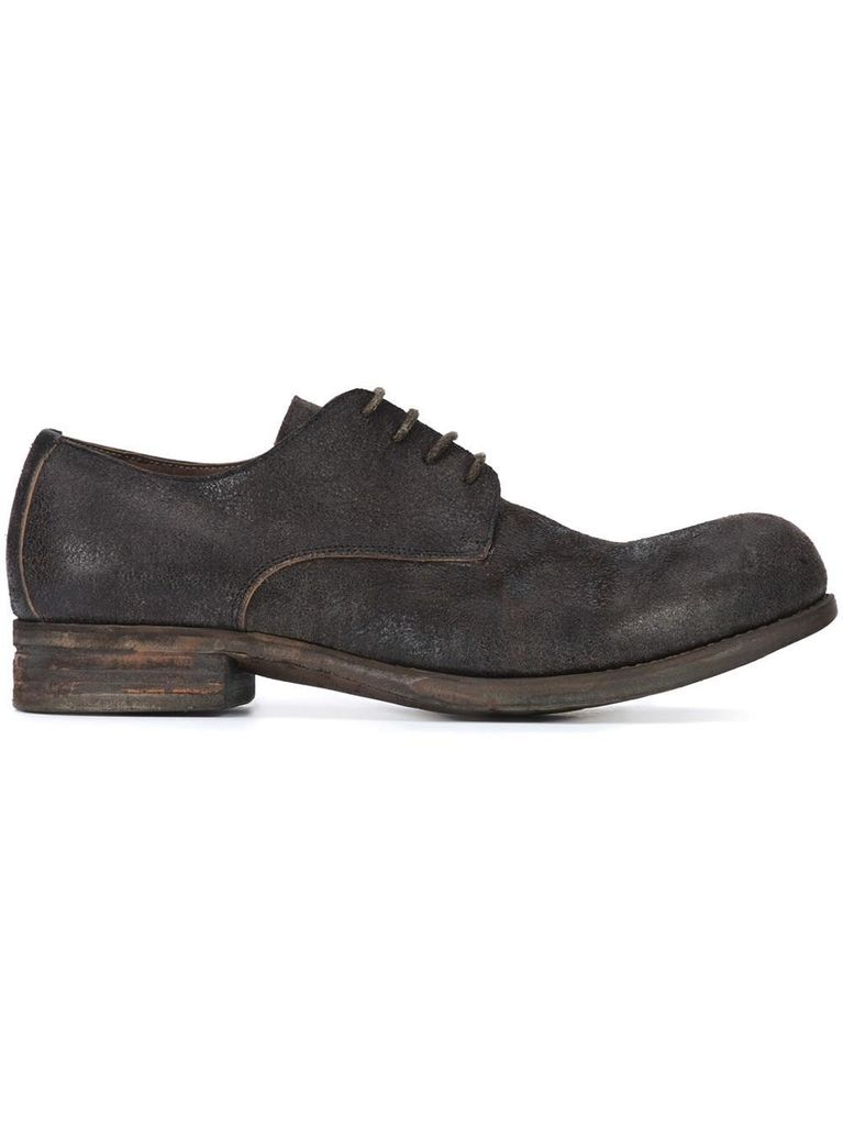 A DICIANNOVEVENTITRE A1923 MEN HORSE FRONT LEATHER DERBY