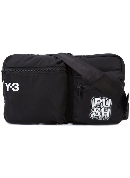 Y-3 Y-3 SEASON FAN BAG FANNY PACK