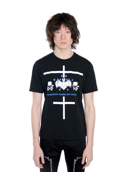 UNDERCOVER UNDERCOVER MEN MOTIF PRINTED T-SHIRT