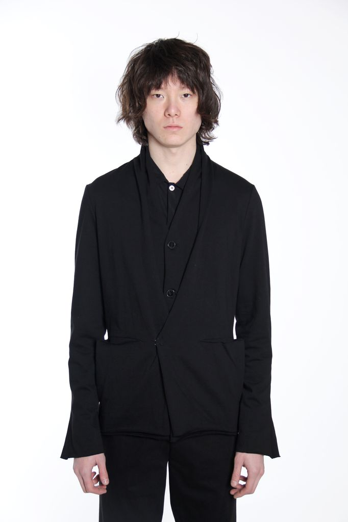 MA+ MA+ MEN OUTER POCKETS DOUBLE JACKET