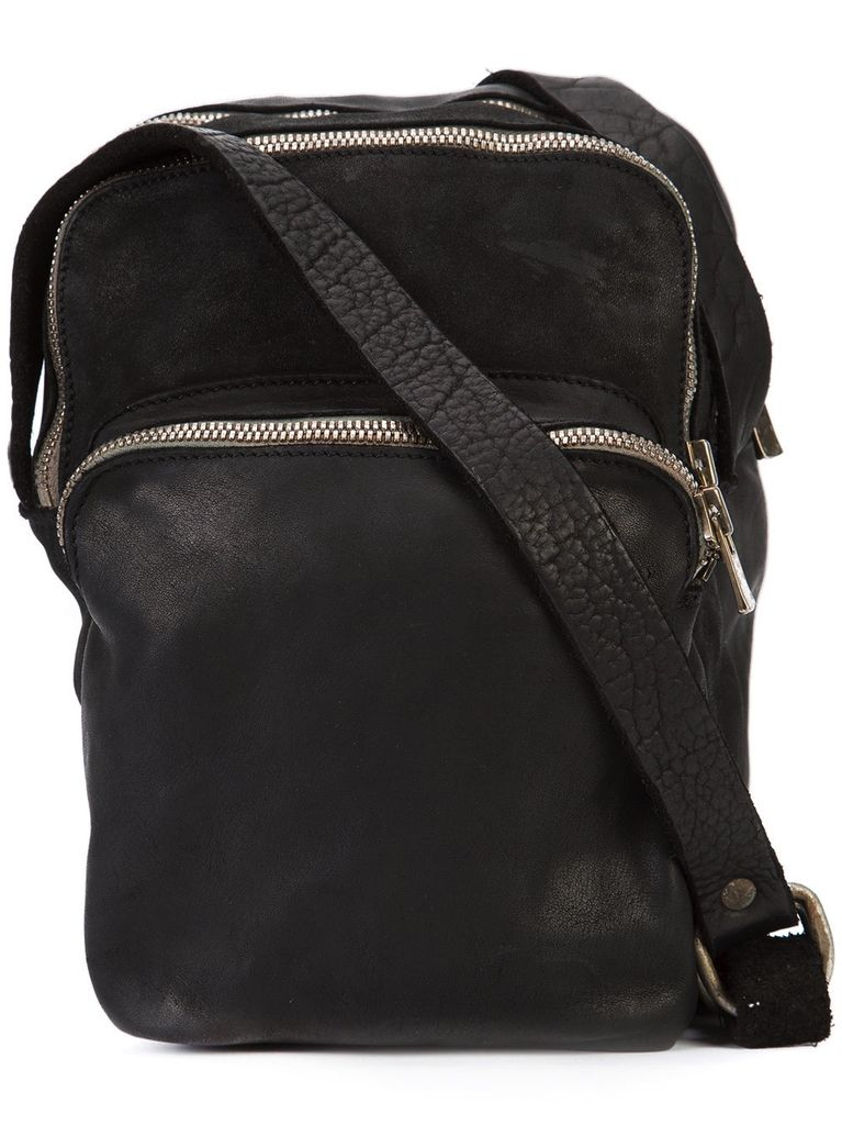 GUIDI GUIDI 3 ZIPPER CAMERA BAG