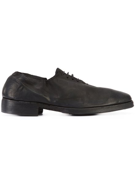 GUIDI GUIDI WOMEN POINTY DERBY SHOES