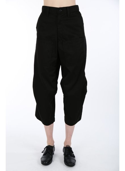 Y'S Y'S WOMEN 2 TUCK PANTS
