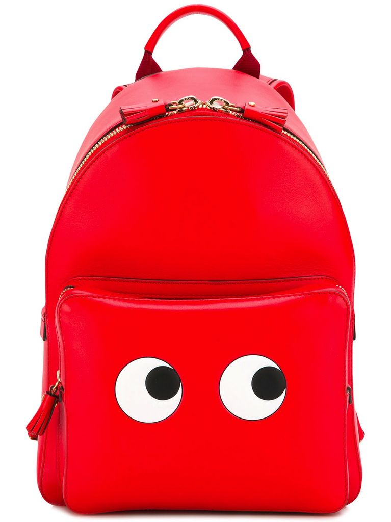 ANYA HINDMARCH ANYA HINDMARCH GEISHA CIRCUS BACKPACK