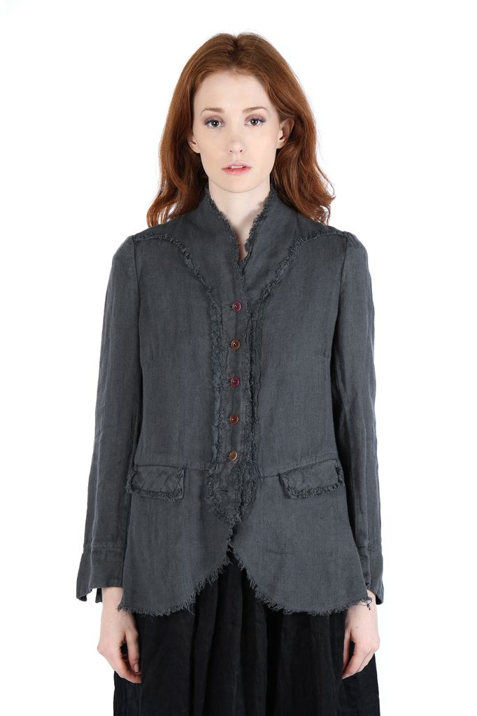SARK STUDIO SARK STUDIO WOMEN HUNTING JACKET FRAY