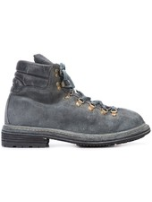 GUIDI GUIDI MEN HORSE REVERSE LEATHER HIKING BOOTS