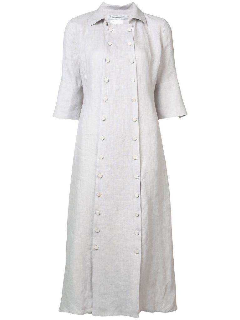 CHEREVICHKIOTVICHKI CHEREVICHKIOTVICHKI WOMEN LONG ADJUSTABLE DRESS
