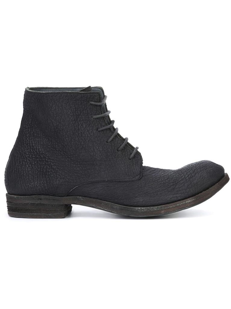 A DICIANNOVEVENTITRE A1923 SHARK SKIN ANKLE BOOT