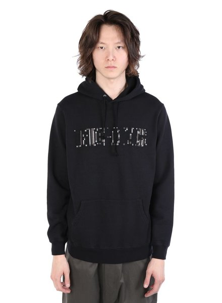 UNDERCOVER UNDERCOVER MEN EMBROIDERED HOODIE