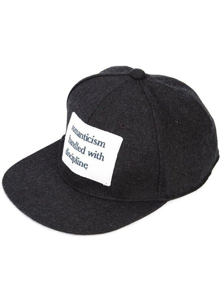 UNDERCOVER UNDERCOVER MEN SLOGAN PATCH CAP