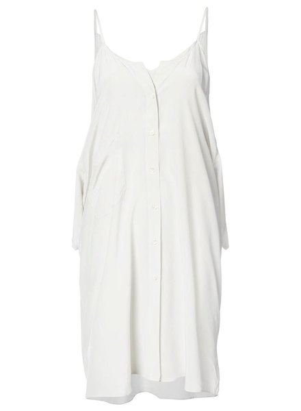 MAISON MARGIELA MAISON MARGIELA WOMEN SILK CREPE DE CHINE DRESS