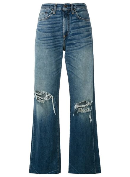 SIMON MILLER SIMON MILLER WOMEN BASIN WIDE DENIM