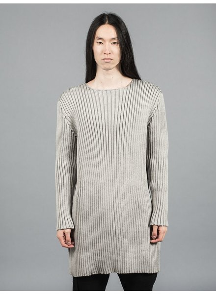 YANG LI YANG LI UNISEX LONG SWEATER DRESS