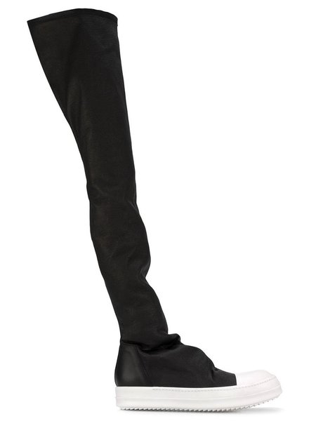 RICK OWENS RICK OWENS WOMEN STOCKING SNEAKERS