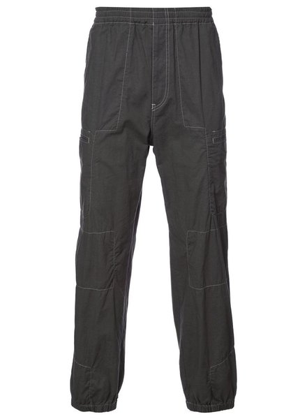 UNDERCOVER UNDERCOVER MEN CONTRAST STITCH CARGO PANTS