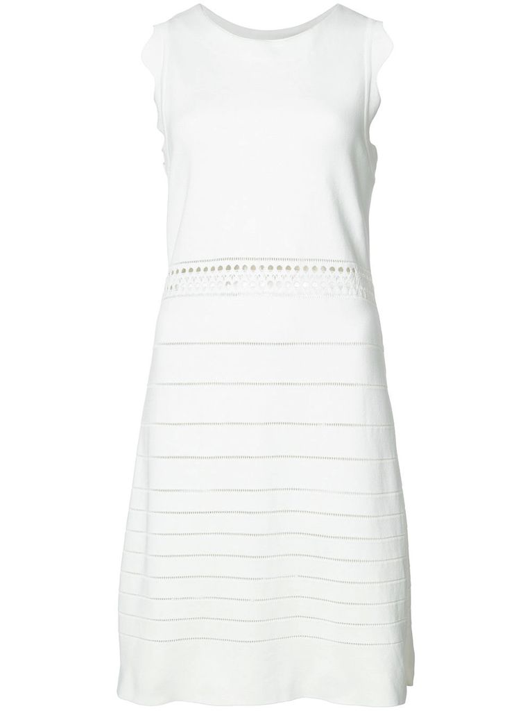 CHLOE KNITTED SLEEVELESS DRESS