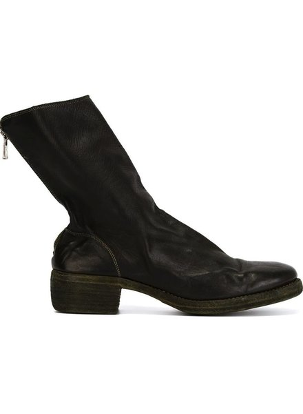 GUIDI GUIDI MEN CLASSIC BACK ZIP BOOTS
