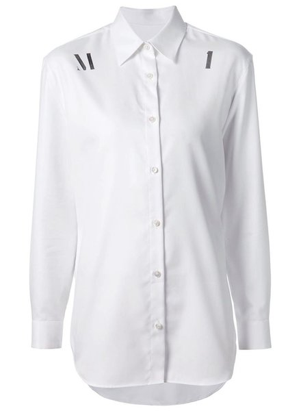 MAISON MARGIELA MAISON MARGIELA WOMEN BUTTON UP SHIRT