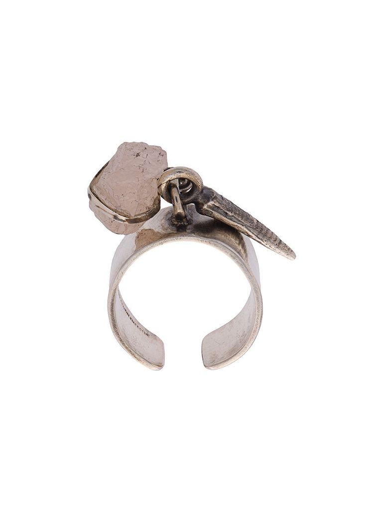 ANN DEMEULEMEESTER ANN DEMEULEMEESTER WOMEN ADJUSTABLE RING