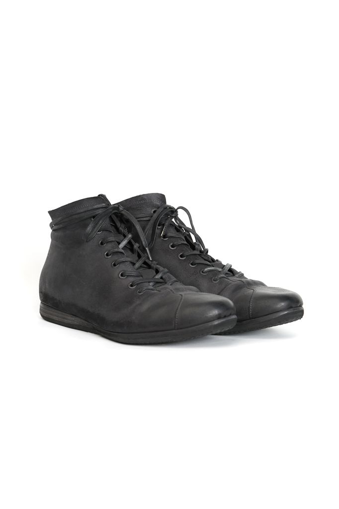 LAYER-0 LAYER-0 MEN VACCHETTA LEATHER BOXING SNEAKER