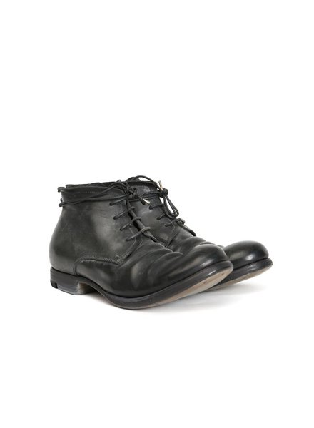 LAYER-0 LAYER-0 WOMEN CORDOVAN FG ANKLE BOOTS