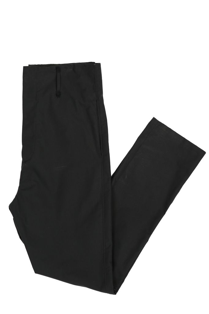 DEEPTI DEEPTI VULCANISED OPEN FLY LOW CROTCH TROUSERS