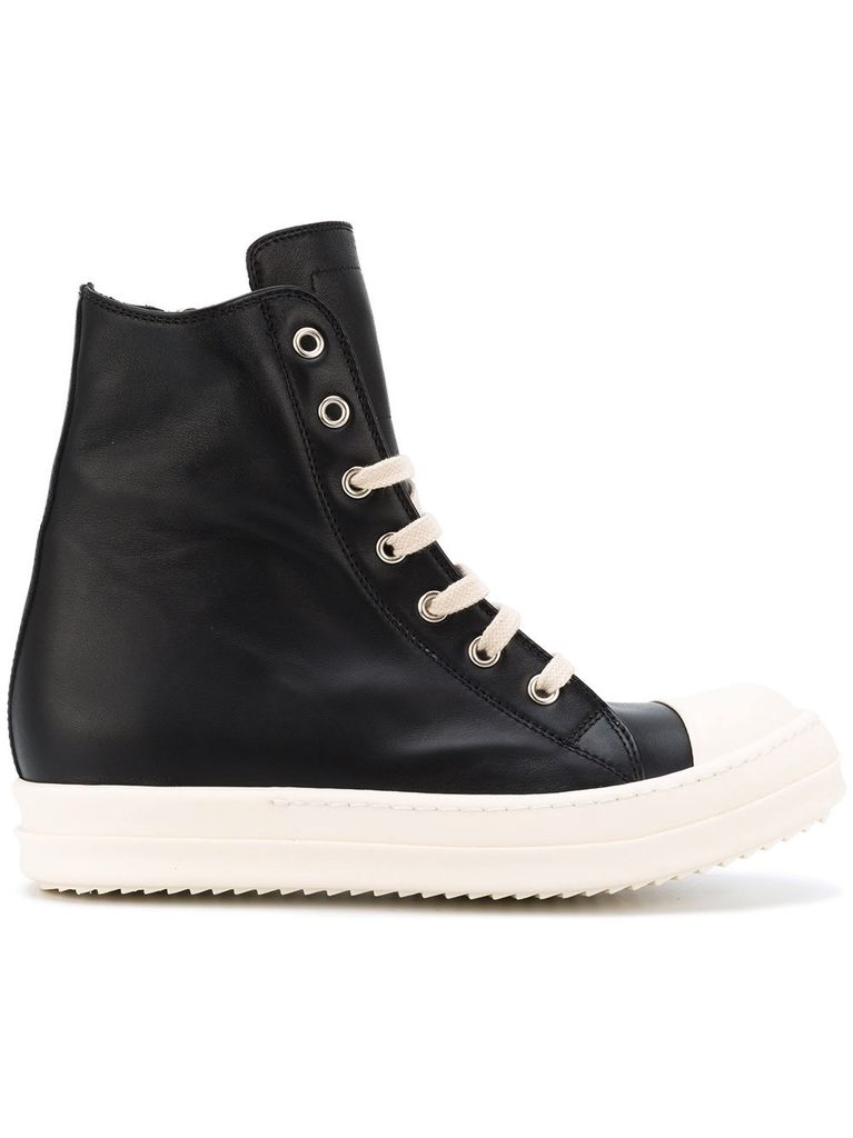 RICK OWENS RICK OWENS WOMEN LEATHER RAMONES
