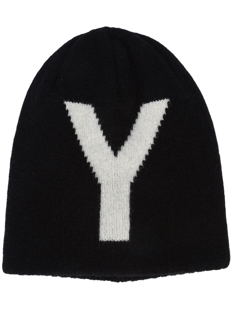 Y'S Y'S WOMEN REVERSIBLE KNIT CAP