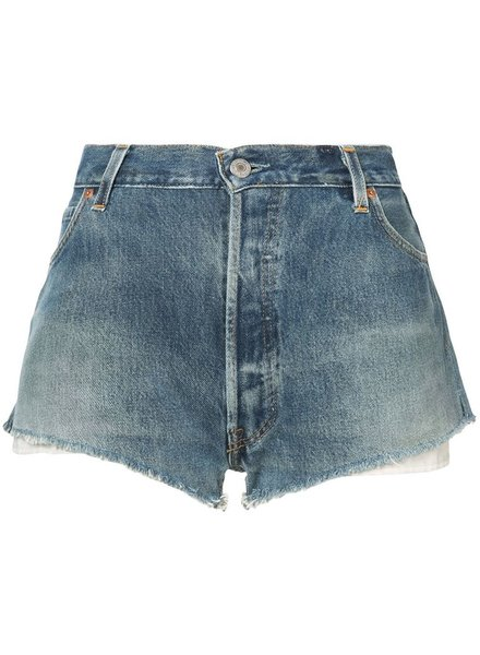 REDONE RE/DONE DENIM SHORT