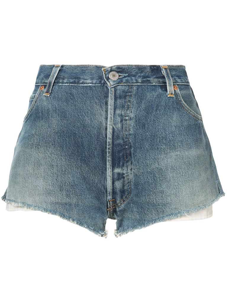 RE/DONE DENIM SHORT