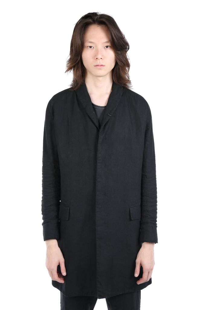 LAYER-0 LAYER-0 MEN CLASSIC COAT