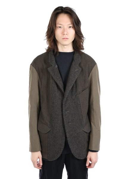 ZIGGY CHEN ZIGGY CHEN MEN REVERSIBLE JACKET