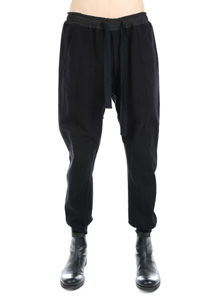 ZIGGY CHEN ZIGGY CHEN MEN COTTON JERSEY SWEATPANT