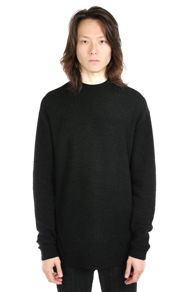 UMA WANG UMA WANG MEN CREW NECK SWEATER