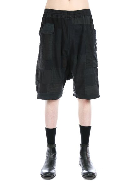 SARK STUDIO SARK STUDIO MEN RILEY PATCH SHORTS