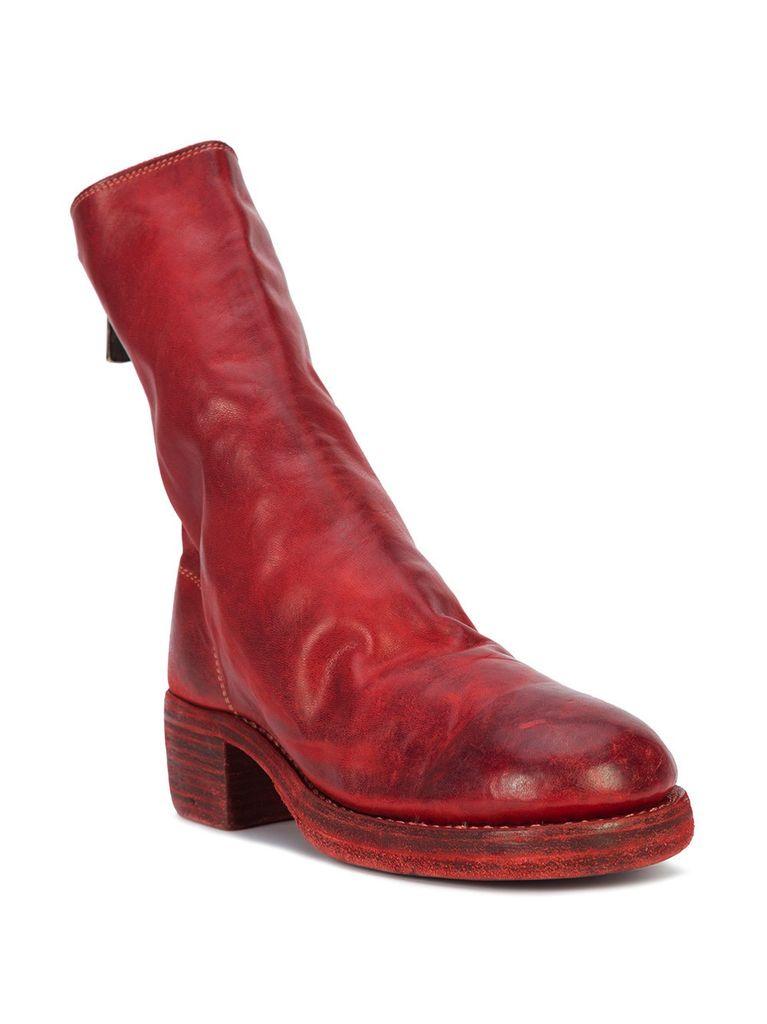 Guidi Guidi Boots Red Guidi  ESEKL6BX5
